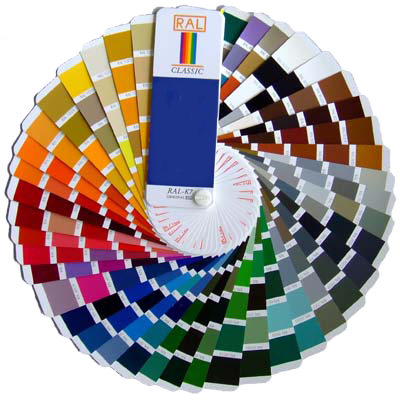 Culori Ferestre Aluminiu